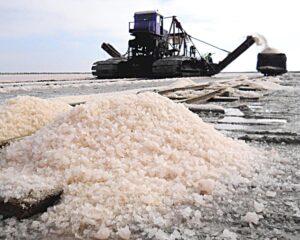 техническая соль добыча